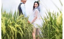 文艺小清新婚礼邀请函H5模板缩略图