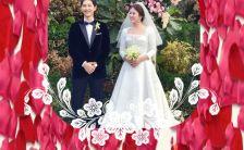 浪漫唯美时尚炫酷婚礼邀请函H5模板缩略图