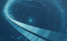 高端商务科技企业会议年会邀请函H5模板缩略图